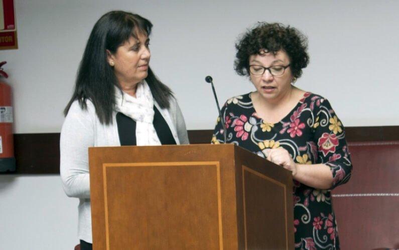 Socias de ACAMECO reciben la distinción y el reconocimiento por su labor en mediación por parte del Ilustre Colegio de Abogados de Las Palmas