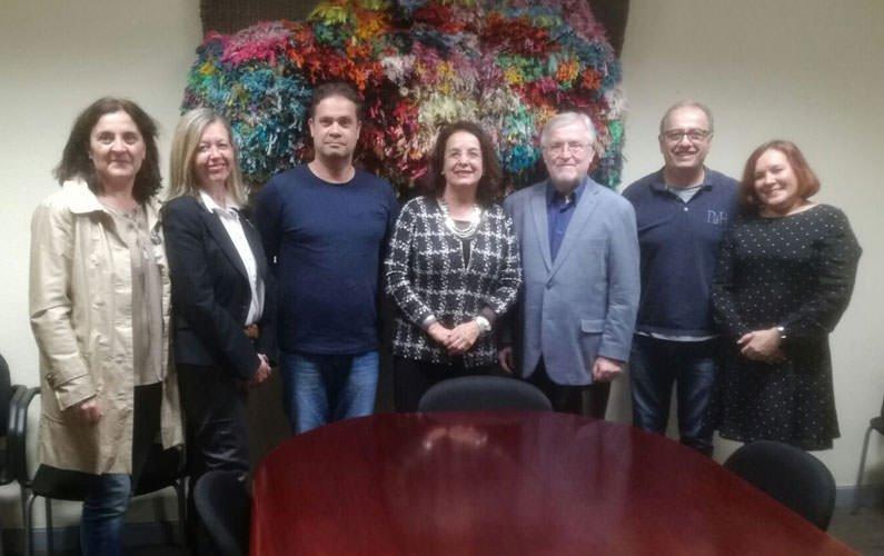 Firma del convenio LiberQuaré y ACAMECO