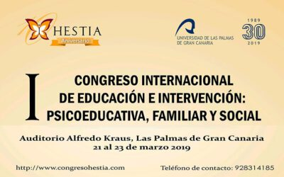 I Congreso internacional de educación e intervención psicoeducativa, familiar y social