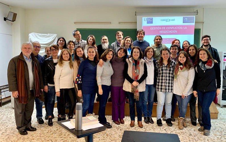 Miembros de ACAMECO imparten docencia en la Universidad de Santiago de Compostela