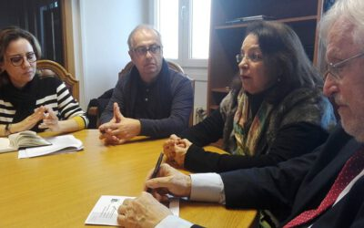 Reunión ACAMECO y Universidad LiberQuaré