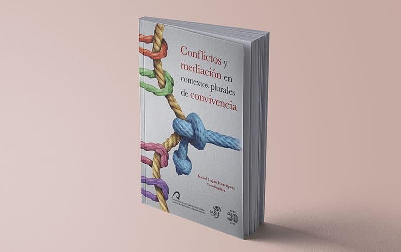 Presentación de libro en la Conferencia Universitaria para el Estudio de la Mediación y el Conflicto