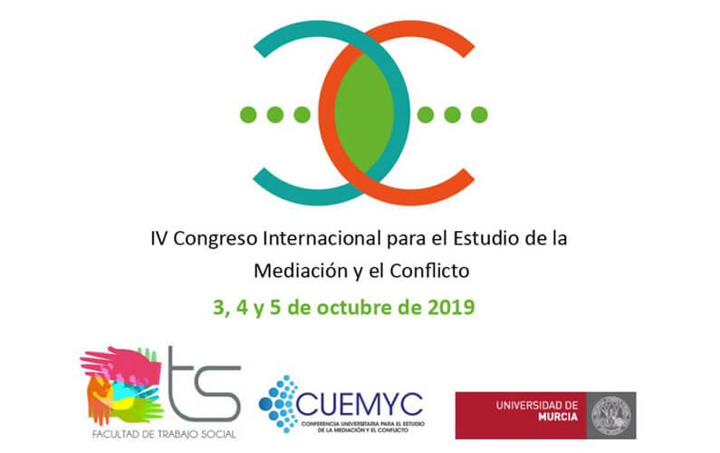 Miembros de ACAMECO participan en el IV Congreso Internacional para el Estudio de la Mediación y el Conflicto