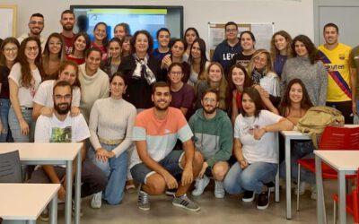 ACAMECO en la Universidad Fernando Pessoa Canarias