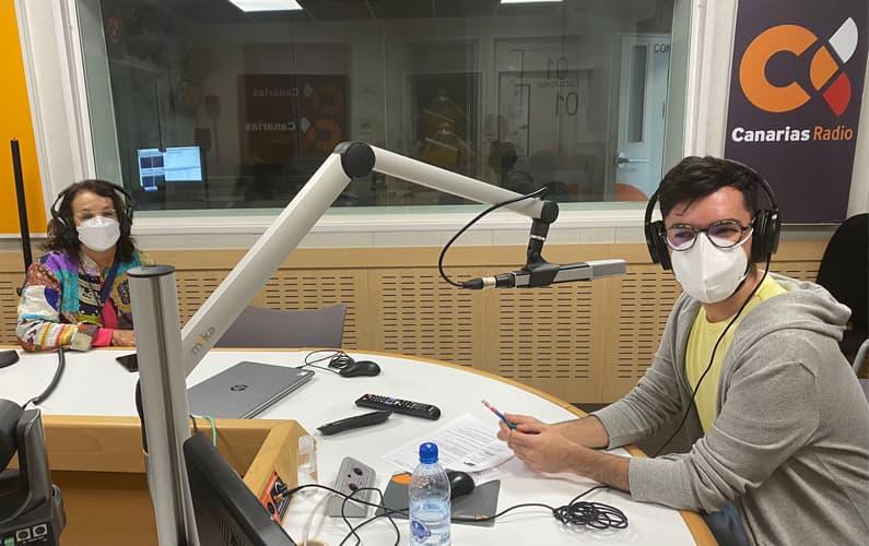 ACAMECO en la radio